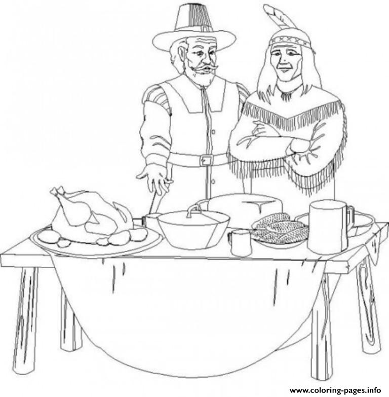 turkey and pilgrim coloring pages early pilgrim plymouth colony thanksgiving day history pilgrim and turkey pages coloring
