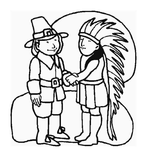 turkey and pilgrim coloring pages thanksgiving coloring pages allkidsnetworkcom pilgrim pages turkey and coloring