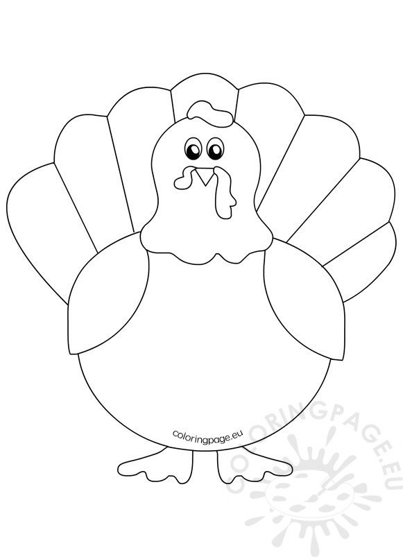 turkey color pages diy thanksgiving coloring page soul flower blog color turkey pages