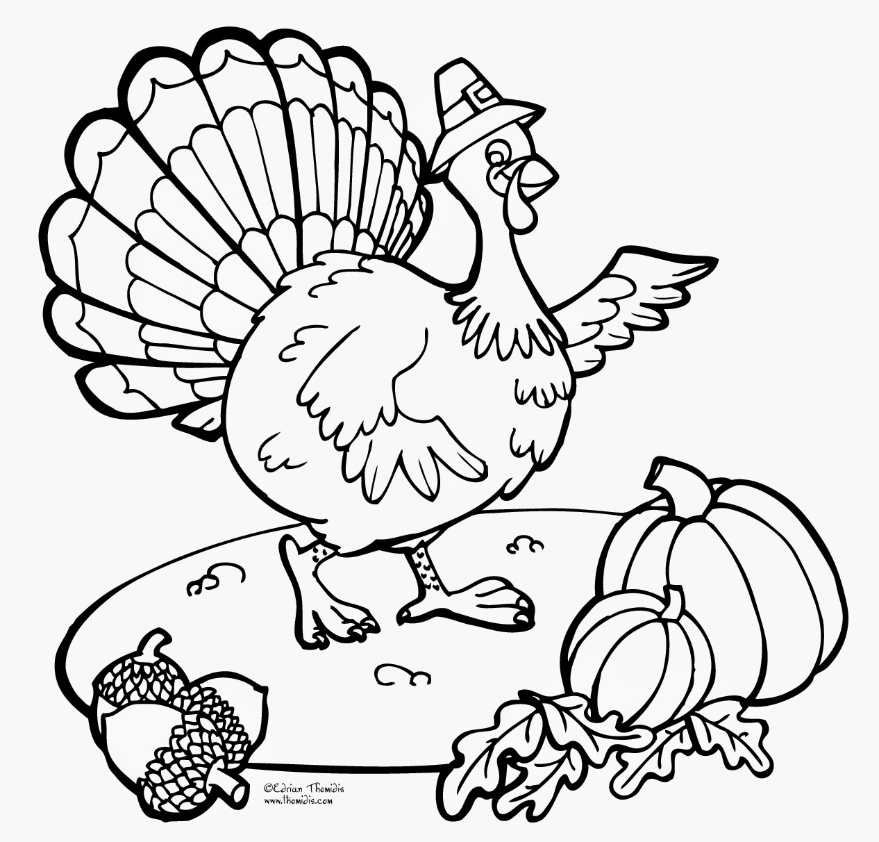 turkey color pages hand turkey coloring pages at getcoloringscom free pages color turkey