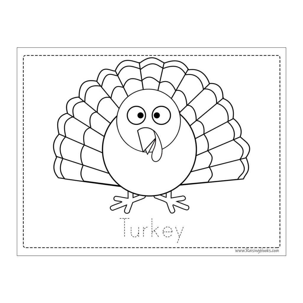 turkey color pages turkey coloring page raising hooks turkey pages color