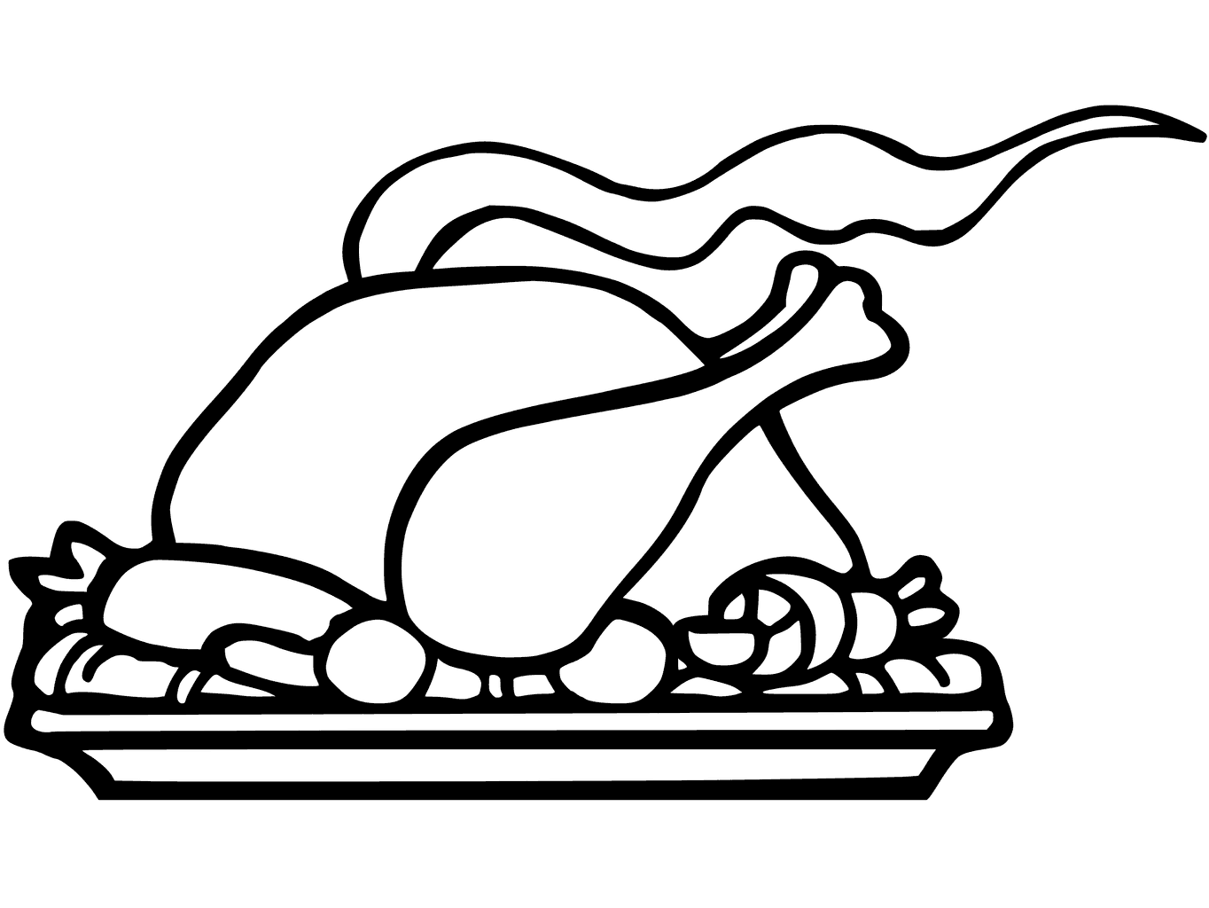 turkey drawing turkey dinner drawing at getdrawings free download drawing turkey