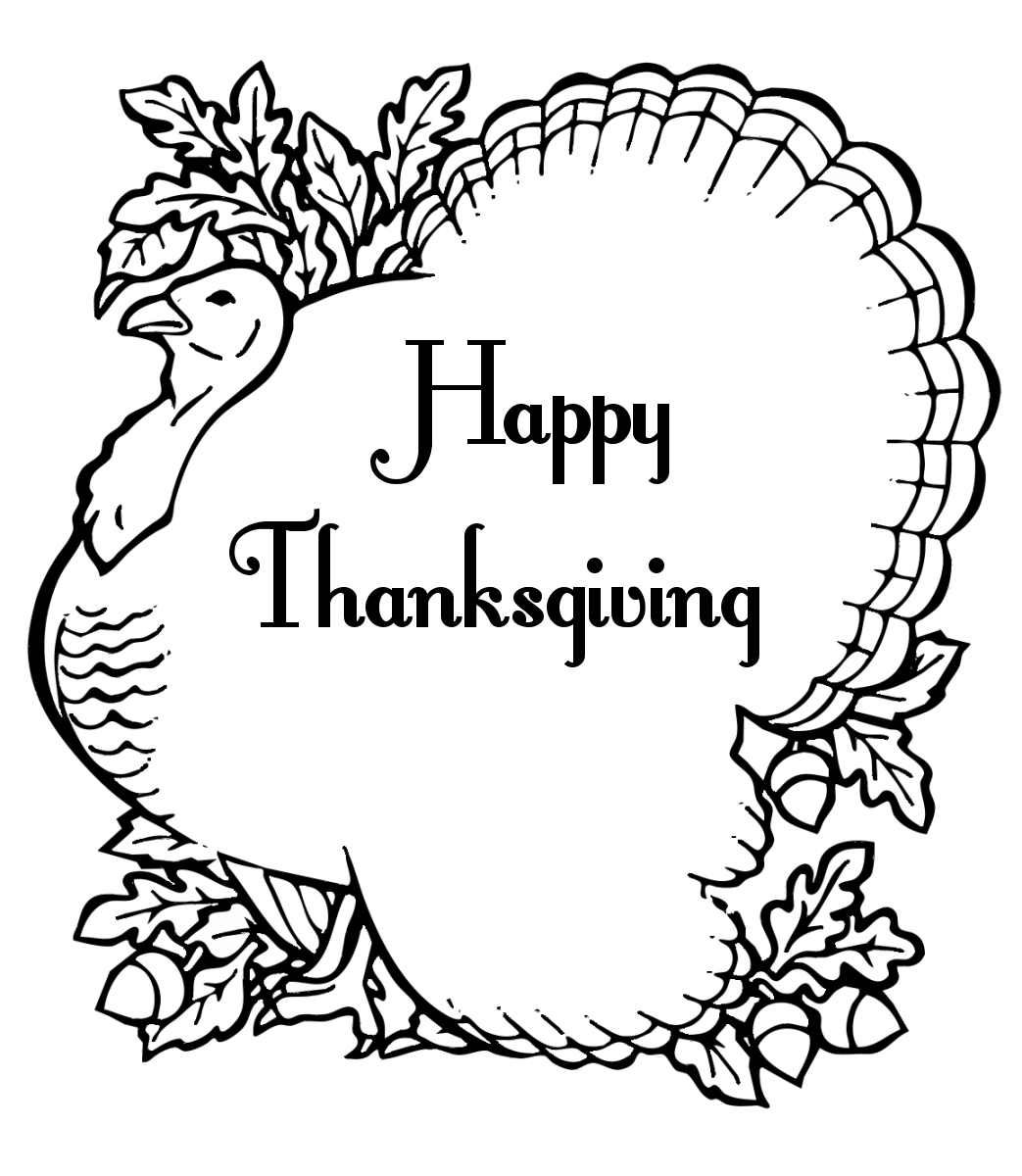 turkeys to color free printable turkey coloring pages for kids turkeys to color 1 1
