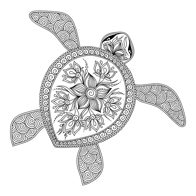 turtle coloring pages for adults coloring pages for adults sea turtle adult coloring turtle for coloring adults pages