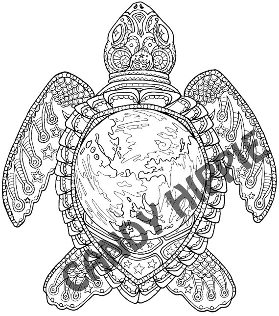 turtle coloring pages for adults free turtle coloring pages for adults printable to adults pages turtle coloring for