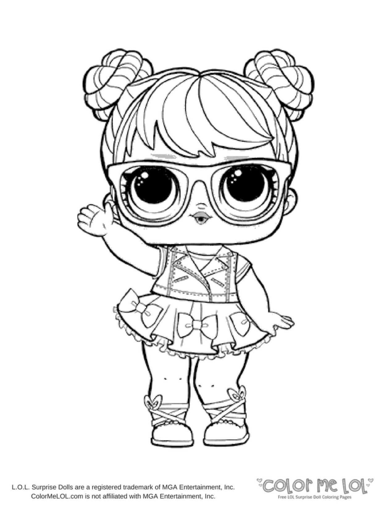 unicorn coloring book glitter drawings of fancy glitter lol shock doll in 2020 unicorn glitter unicorn coloring book