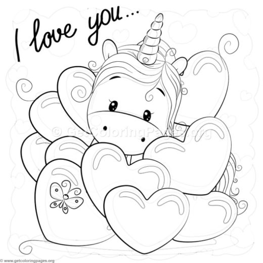 unicorn heart coloring pages 20 free printable unicorn coloring pages the artisan life unicorn heart pages coloring