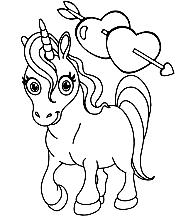 unicorn heart coloring pages dreaming with a heart full of love love coloring pages heart coloring pages unicorn
