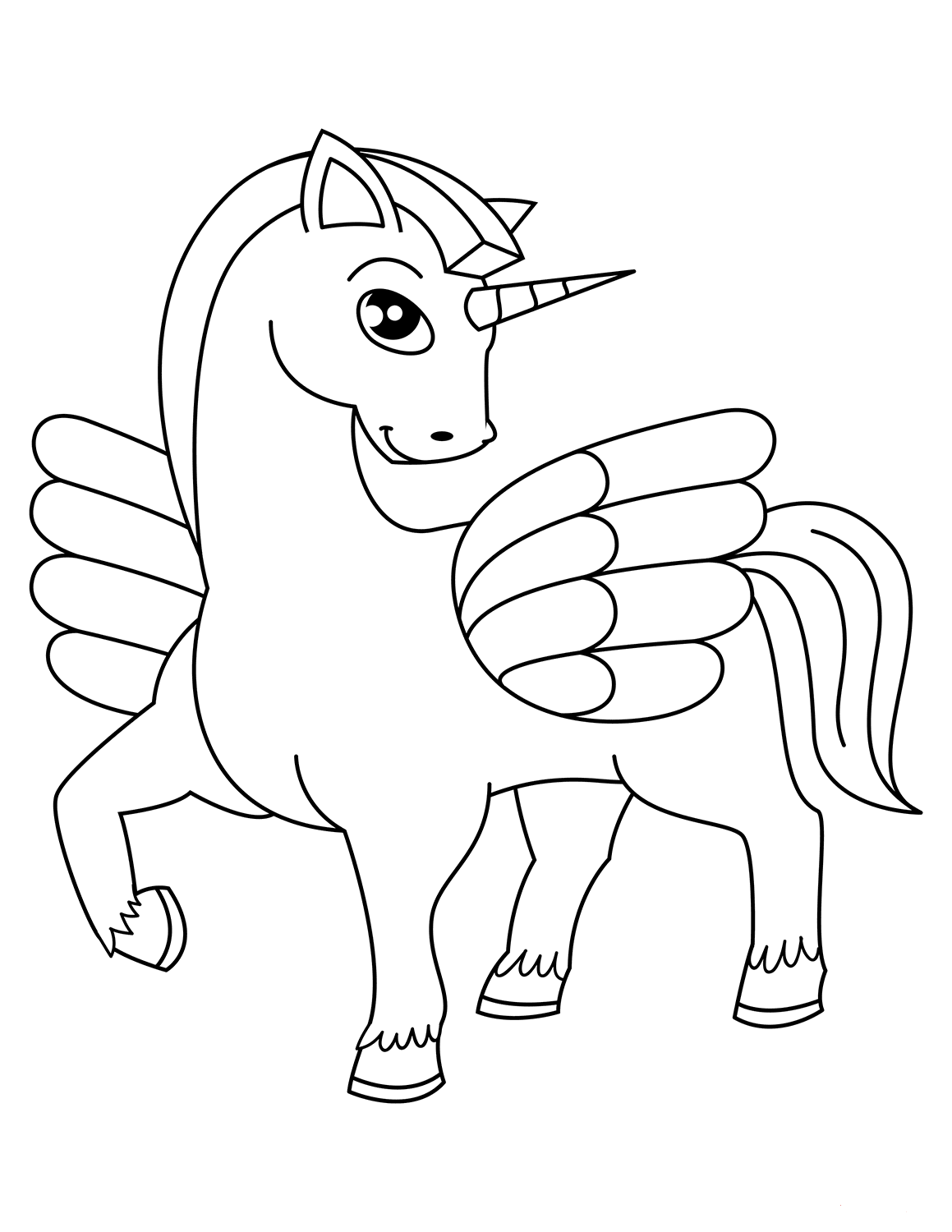 unicorn printables princess unicorn coloring pages at getcoloringscom free printables unicorn