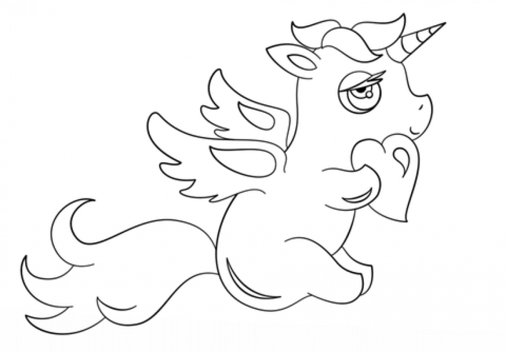unicorn printables simple unicorn coloring page to print printables unicorn
