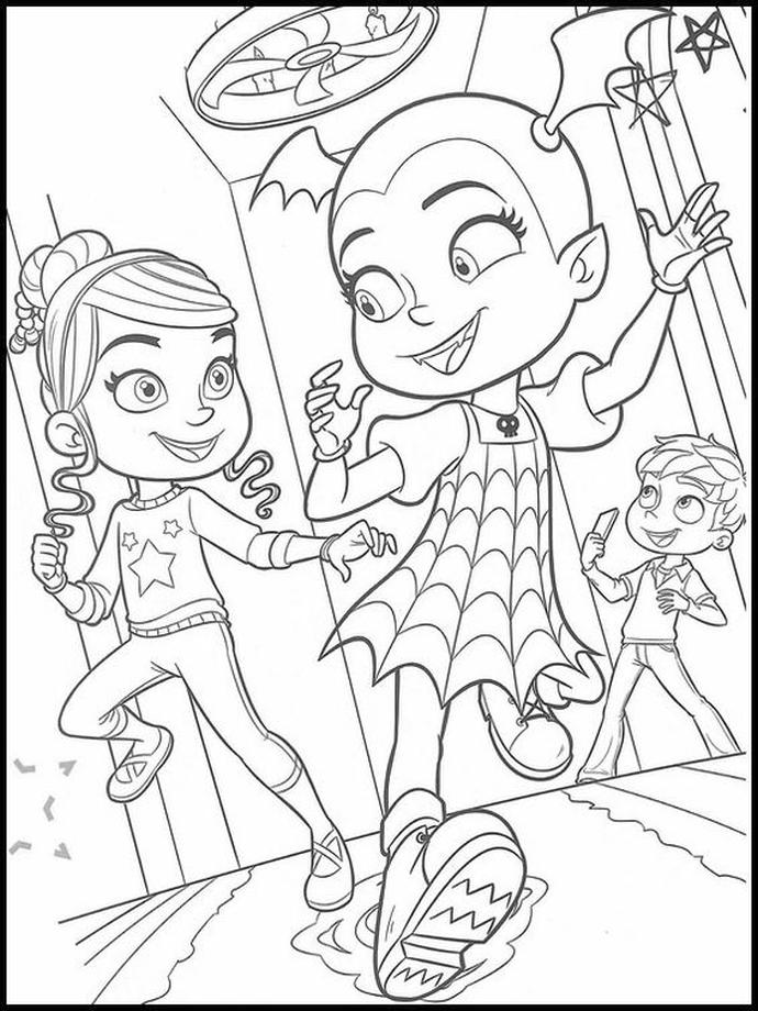 vampirina coloring pictures get this american flag coloring pages free to print 85684 vampirina coloring pictures