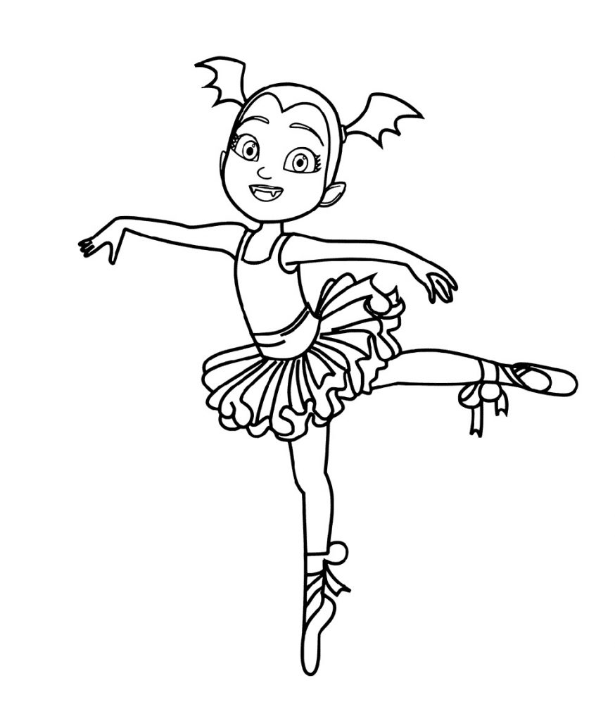 vampirina coloring pictures get this little mermaid coloring pages for girls 41802 coloring pictures vampirina