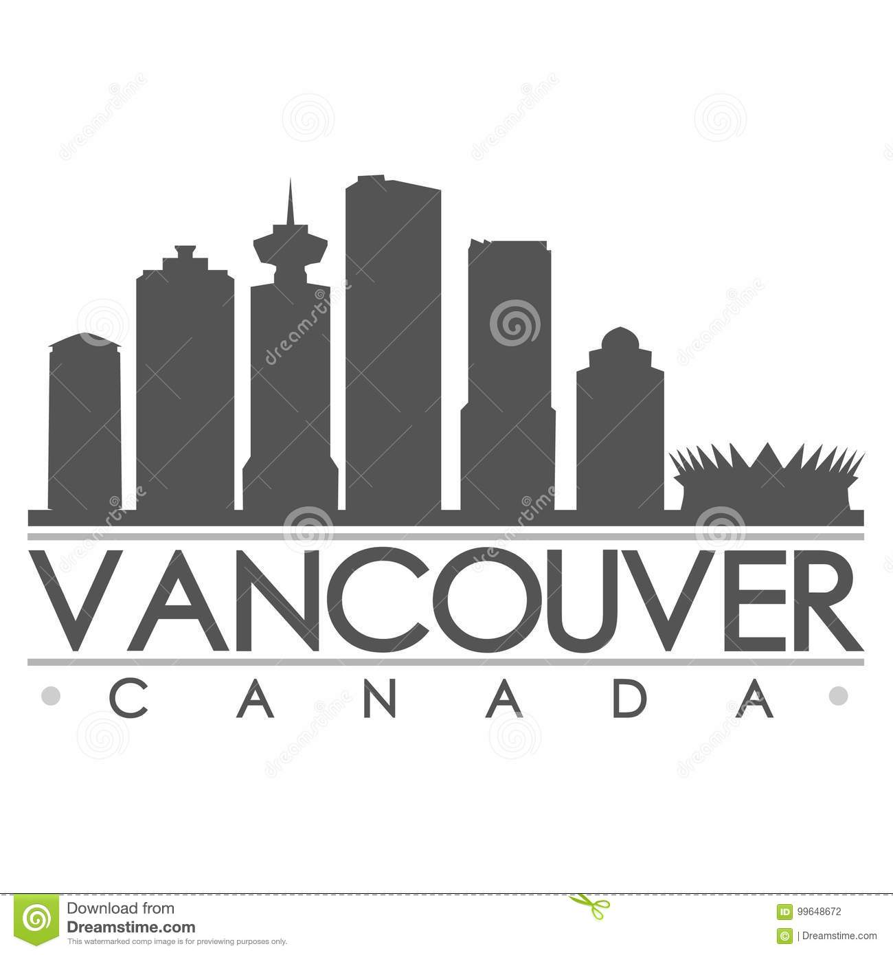 vancouver skyline drawing best vancouver skyline illustrations royalty free vector drawing vancouver skyline 1 1