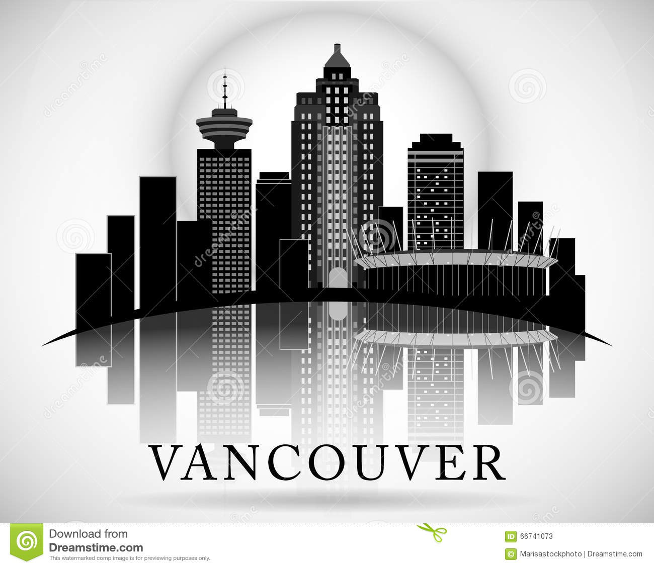 vancouver skyline drawing vancouver clipart 20 free cliparts download images on drawing skyline vancouver