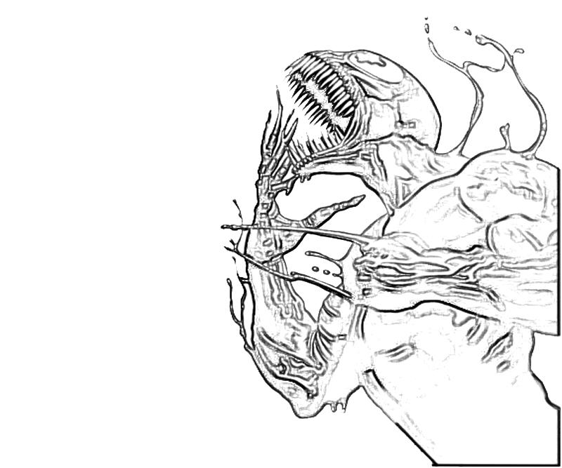 venom face coloring pages marvel coloring venom head coloring pages venom face coloring pages