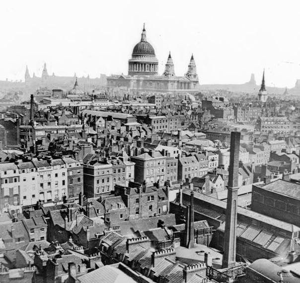 victorian london skyline reflections before 1920 victorian victorian london victorian skyline london