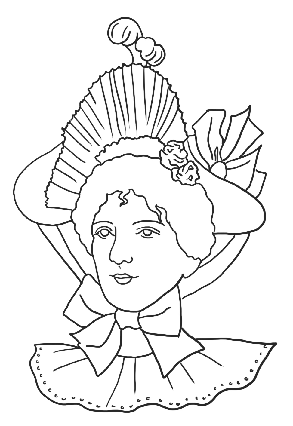 victorian pictures to colour download victorian coloring for free designlooter 2020 victorian colour to pictures
