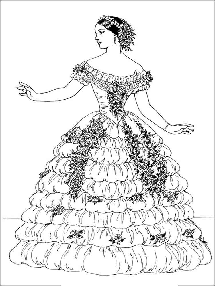 victorian pictures to colour printable hard adult coloring pages of victorian women to pictures colour victorian