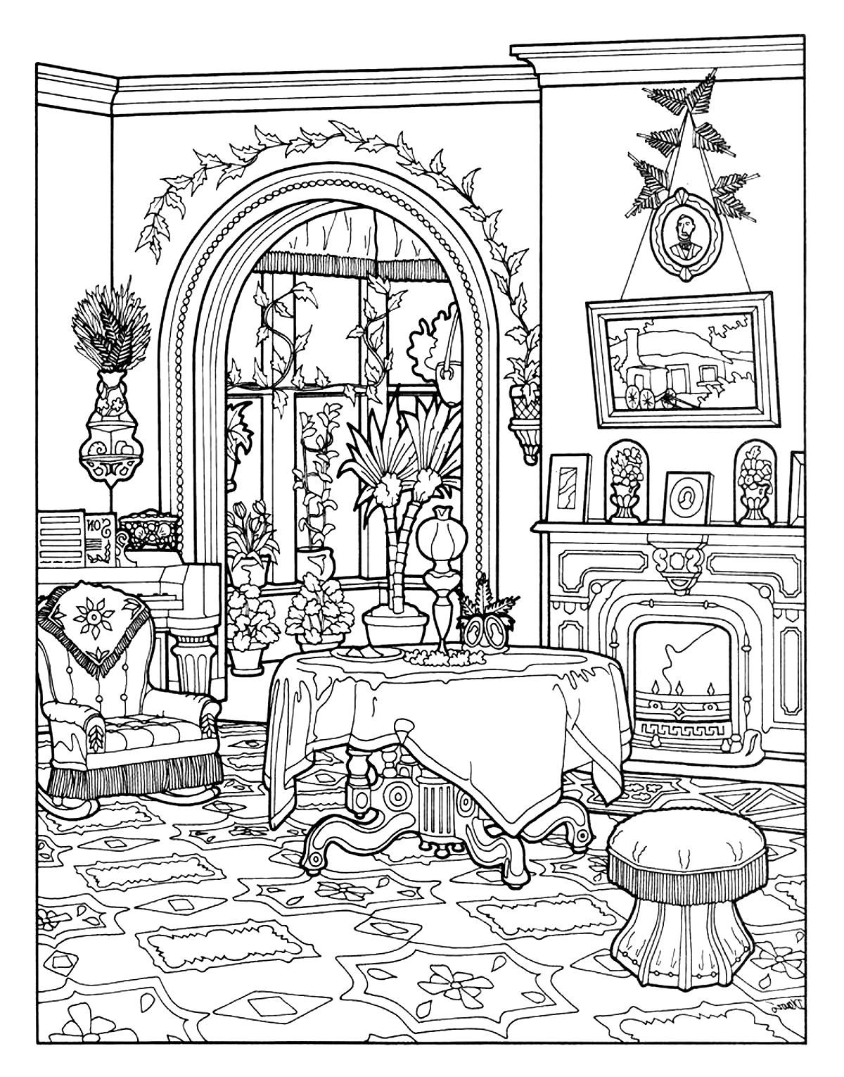 victorian pictures to colour the best free victorian coloring page images download to pictures victorian colour