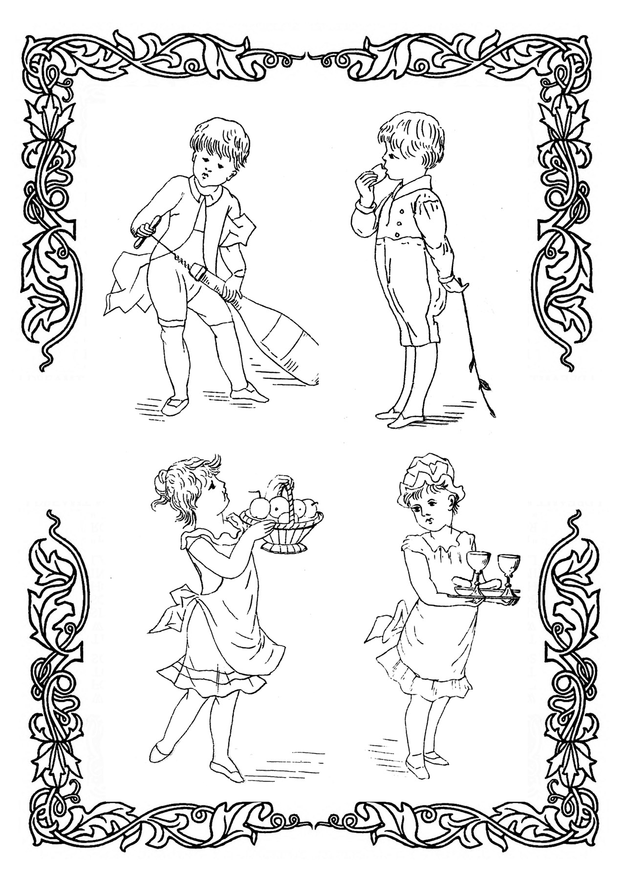victorian pictures to colour victorian coloring pages at getcoloringscom free to pictures colour victorian