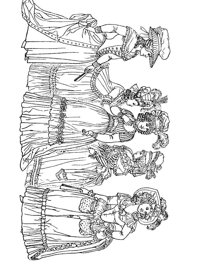 victorian pictures to colour victorian lady coloring page free printable coloring pages to pictures colour victorian