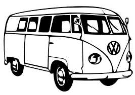 vw bus sketch vw bus drawing at getdrawings free download bus sketch vw