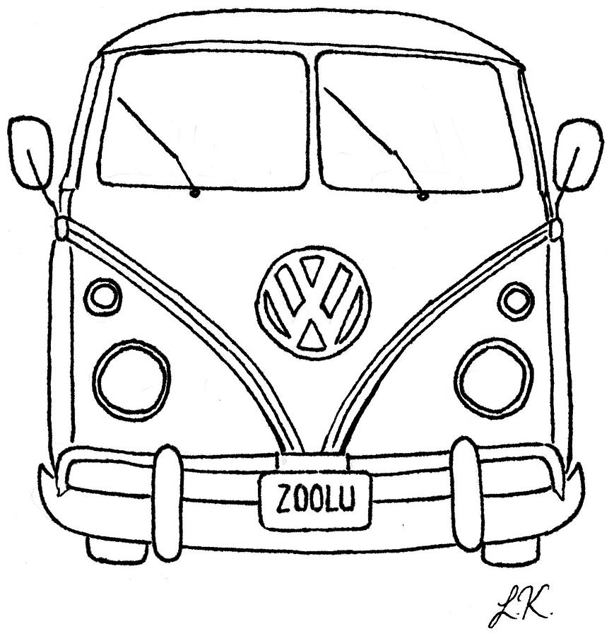 vw bus sketch vw bus drawing front of volkswagen van has been kombi fusca bus sketch vw