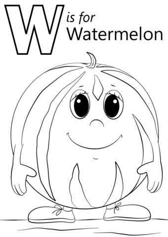 w is for water coloring page letter w worksheets crafts woo jr kids activities page is w water coloring for