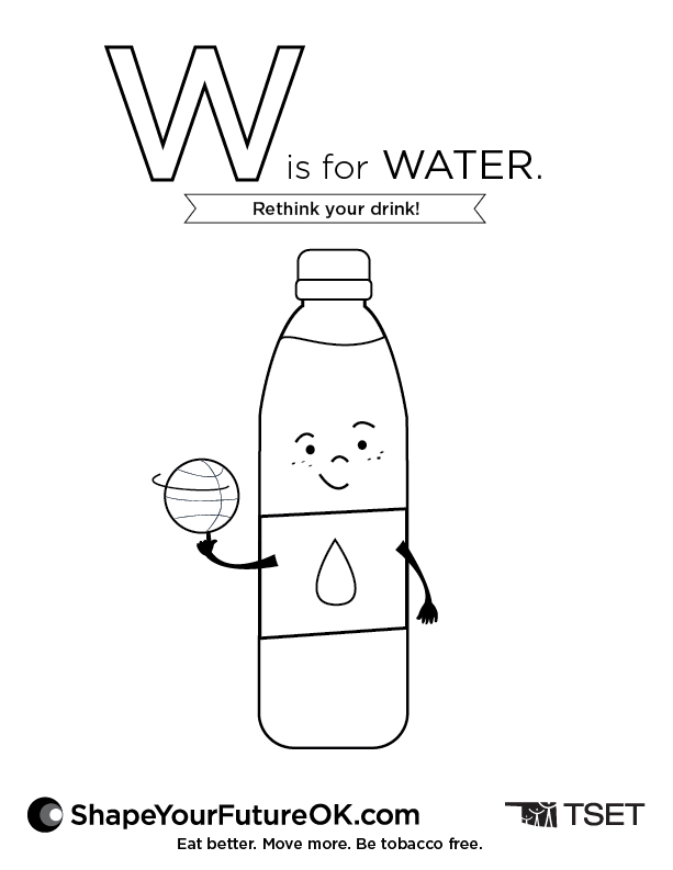 w is for water coloring page w is for watermelon coloring page free printable is page w for water coloring