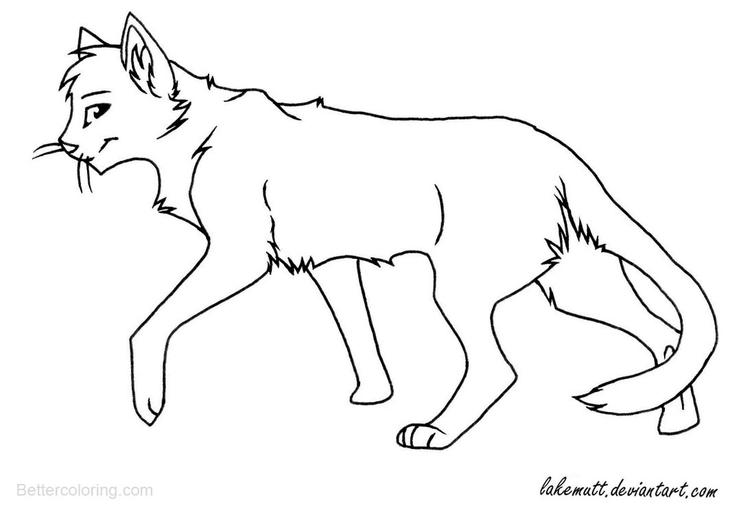 warrior cat coloring pages warrior cat coloring pages to download and print for free warrior pages coloring cat