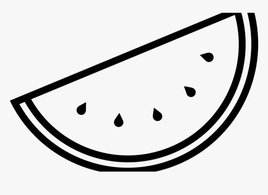 watermelon coloring image watermelon slice coloring page colouring cute pages coloring image watermelon