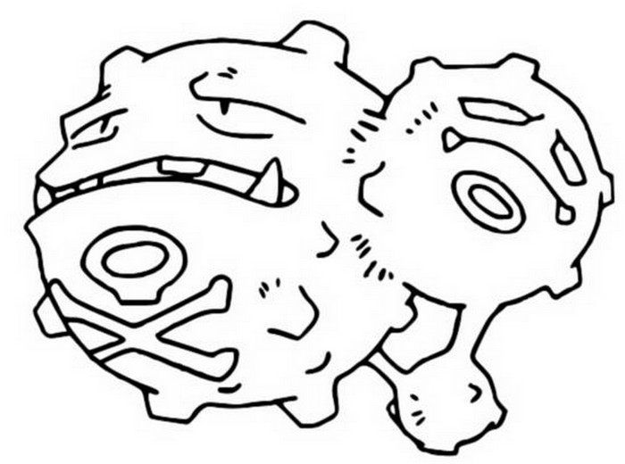weezing pokemon coloring page weezing coloring page free printable coloring pages weezing coloring pokemon page