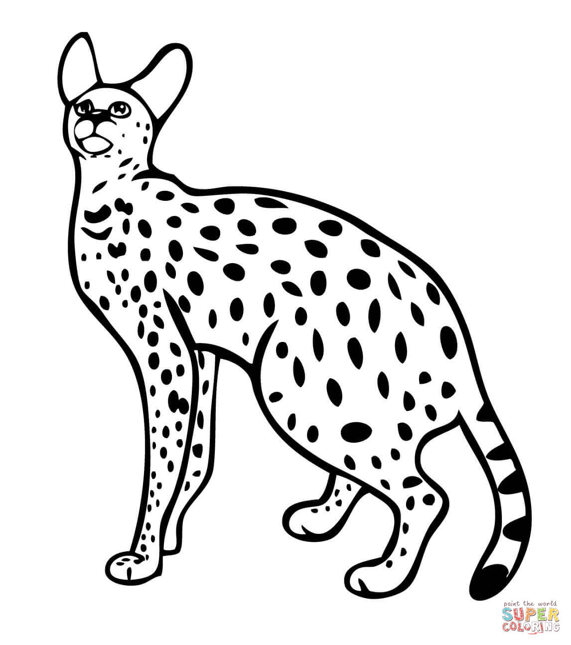 wild cat coloring pages big realistic cat coloring pages coloring pages coloring pages cat wild