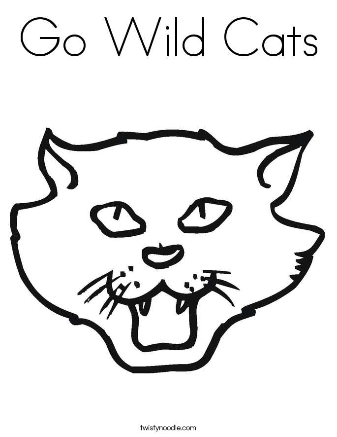 wild cat coloring pages serval african wild cat coloring page free printable wild pages cat coloring