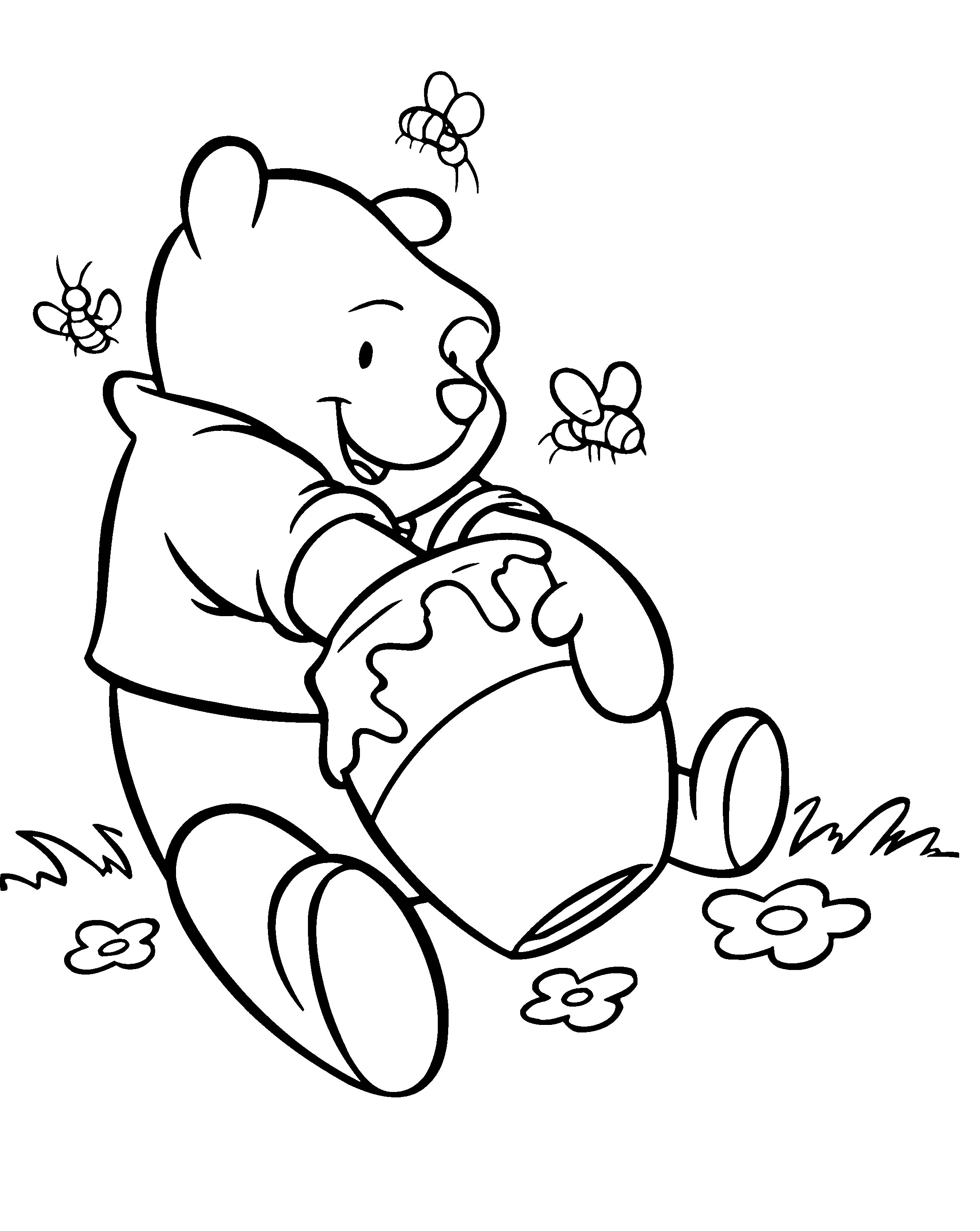 winnie the pooh drawing how to draw winnie the pooh step by step pictures the winnie drawing pooh