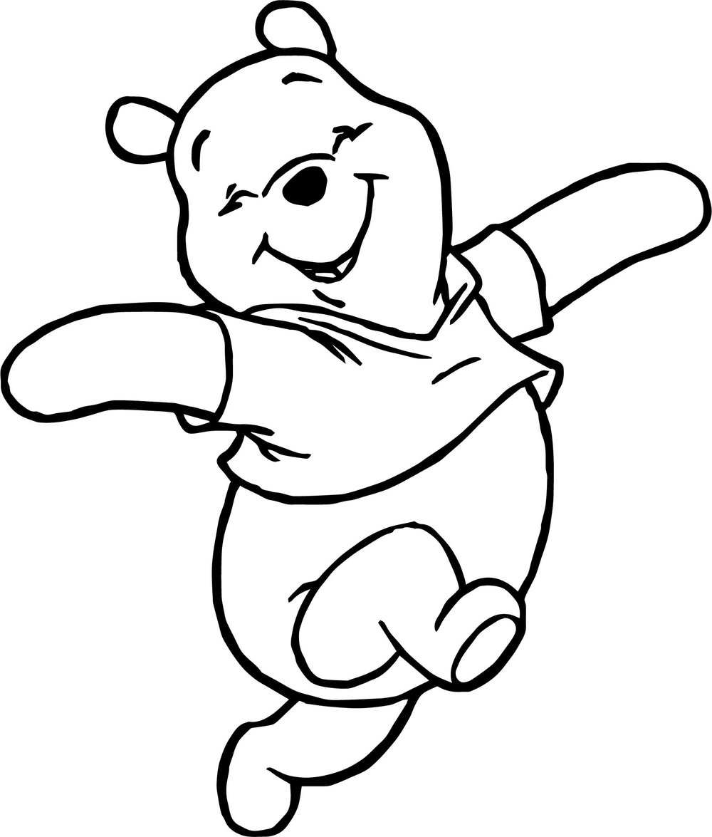 winnie the pooh drawing pooh drawing at paintingvalleycom explore collection of pooh winnie the drawing