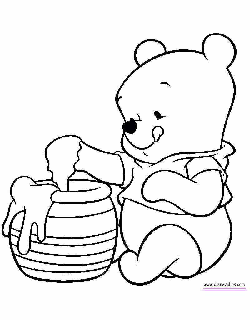 winnie the pooh drawings pooh drawing at paintingvalleycom explore collection of the drawings winnie pooh