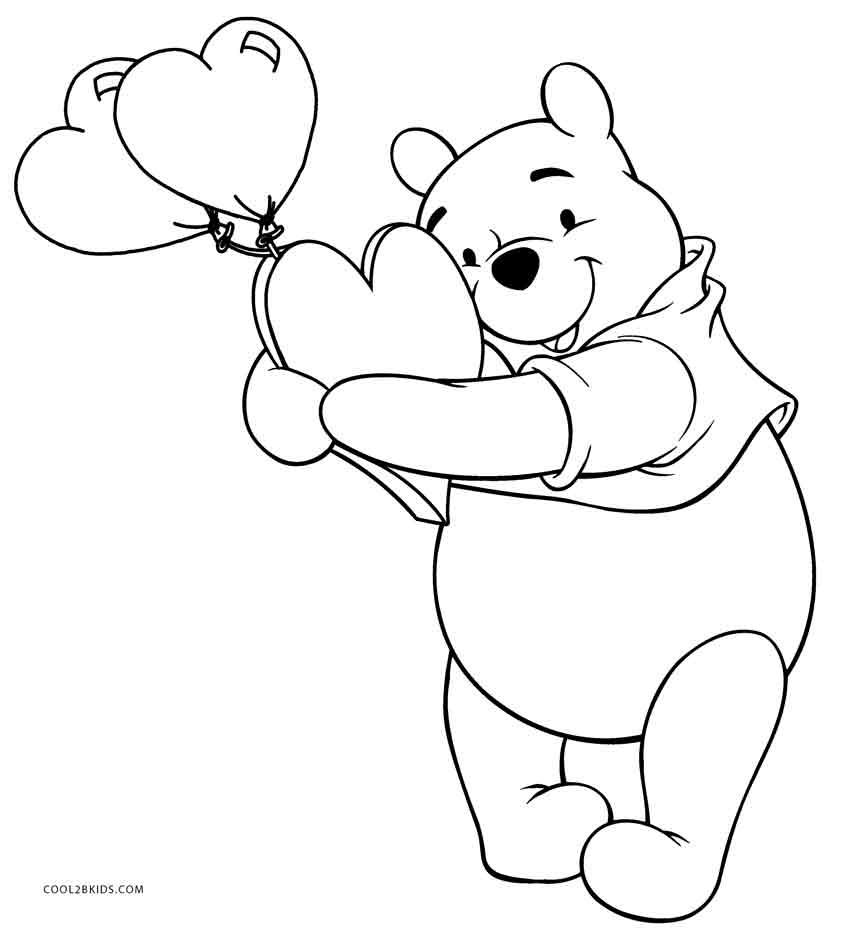 winnie the pooh pictures to color winnie the pooh coloring pages disney39s world of wonders pooh to winnie pictures the color