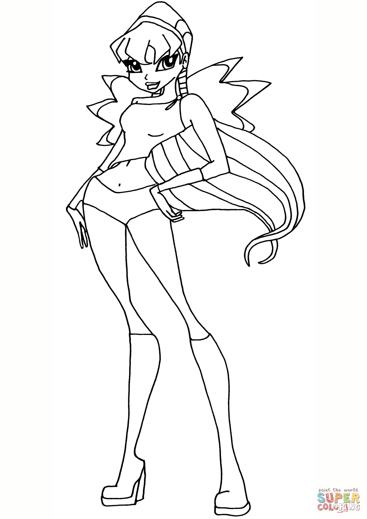 winx coloring pages online get this printables for toddlers winx club coloring pages pages online winx coloring