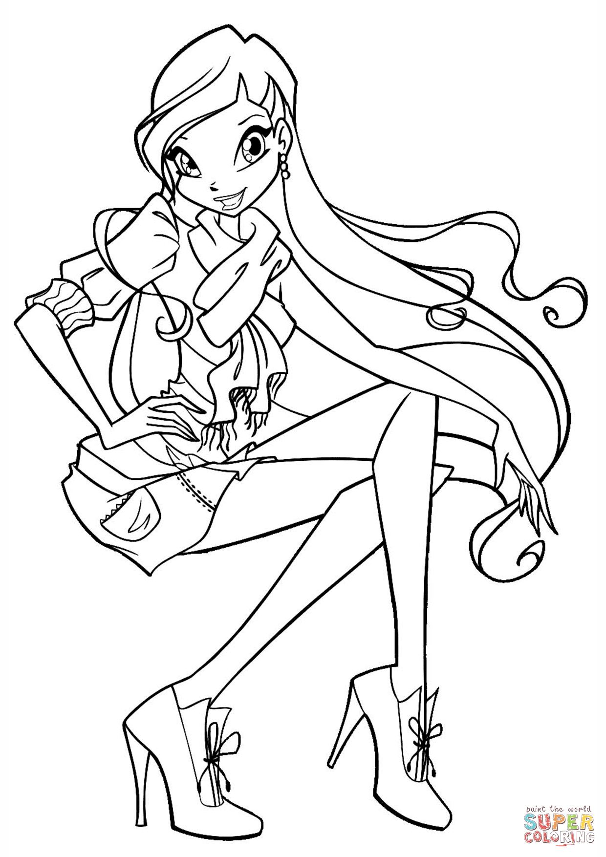 winx coloring pages online winks printable coloring pages coloring home pages coloring winx online