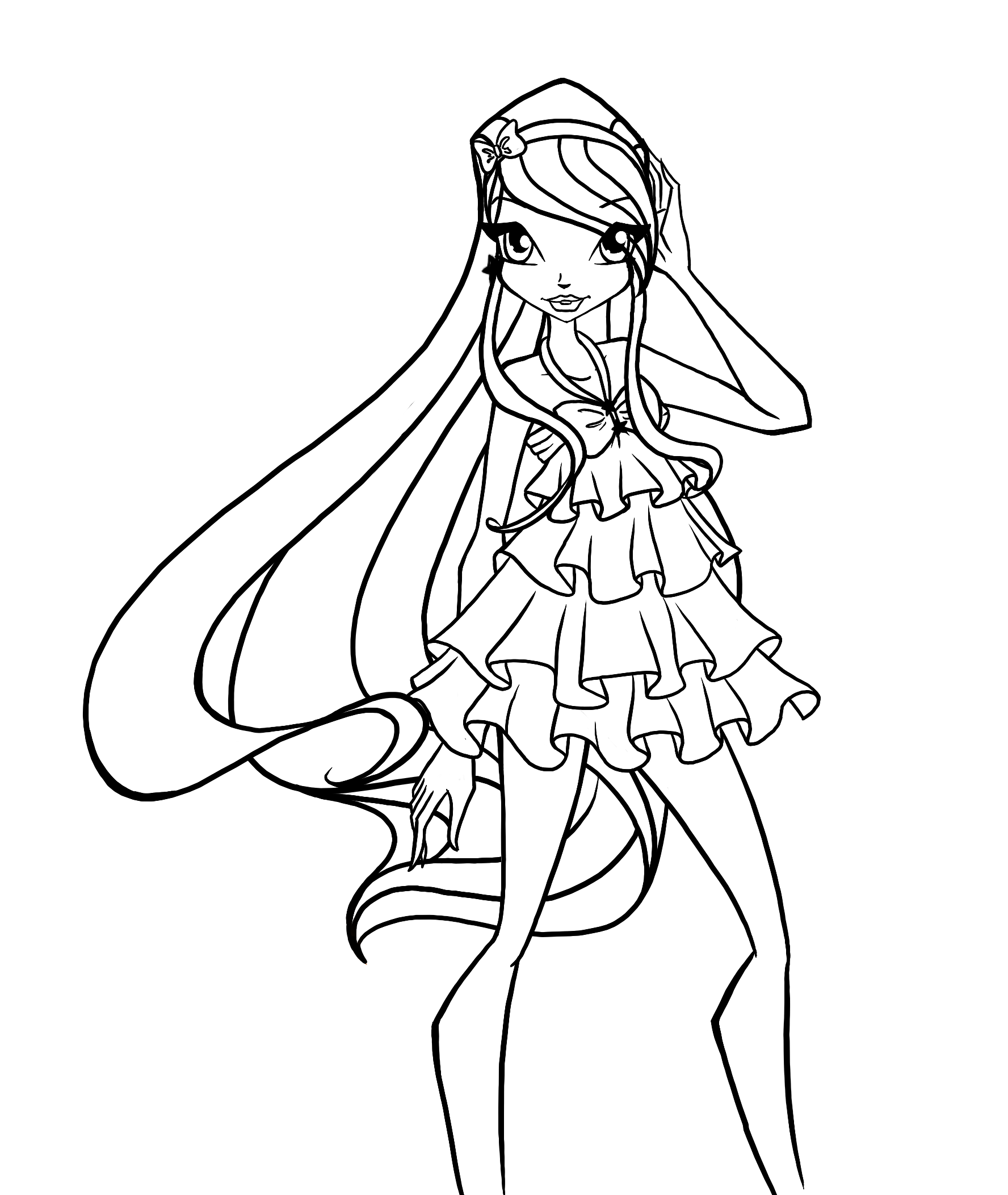 winx coloring pages online winx club coloring pages pages winx online coloring