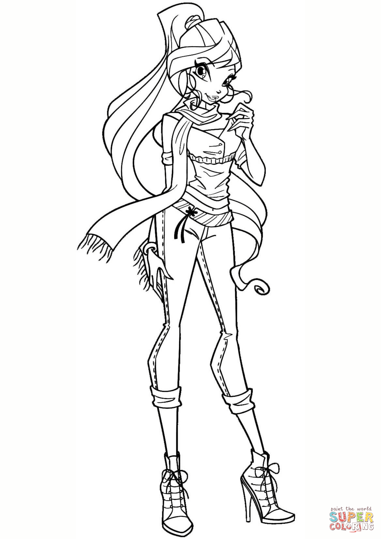 winx coloring pages online winx club coloring pages winx coloring pages online