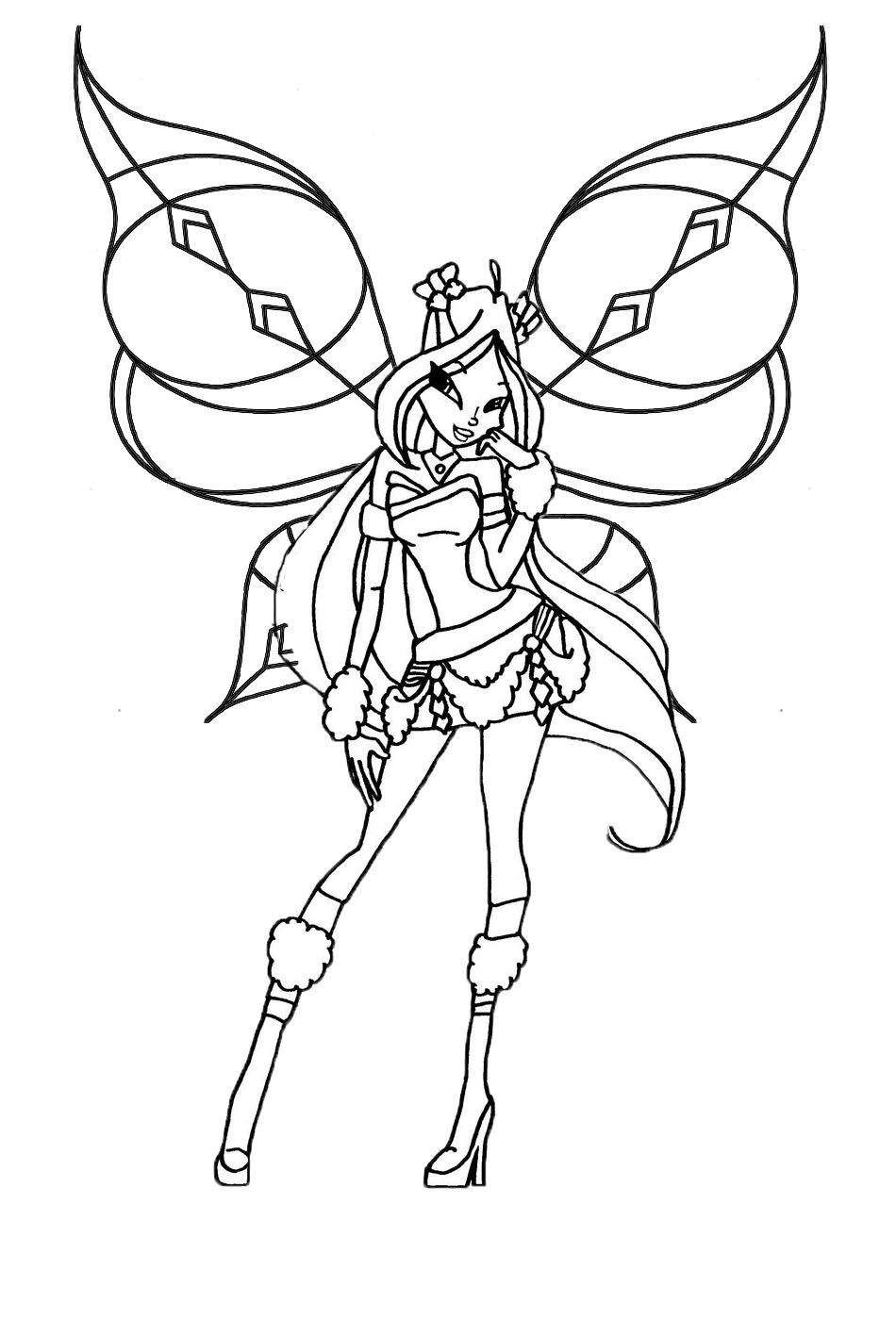 winx coloring pages online winx club coloring pages winx pages coloring online