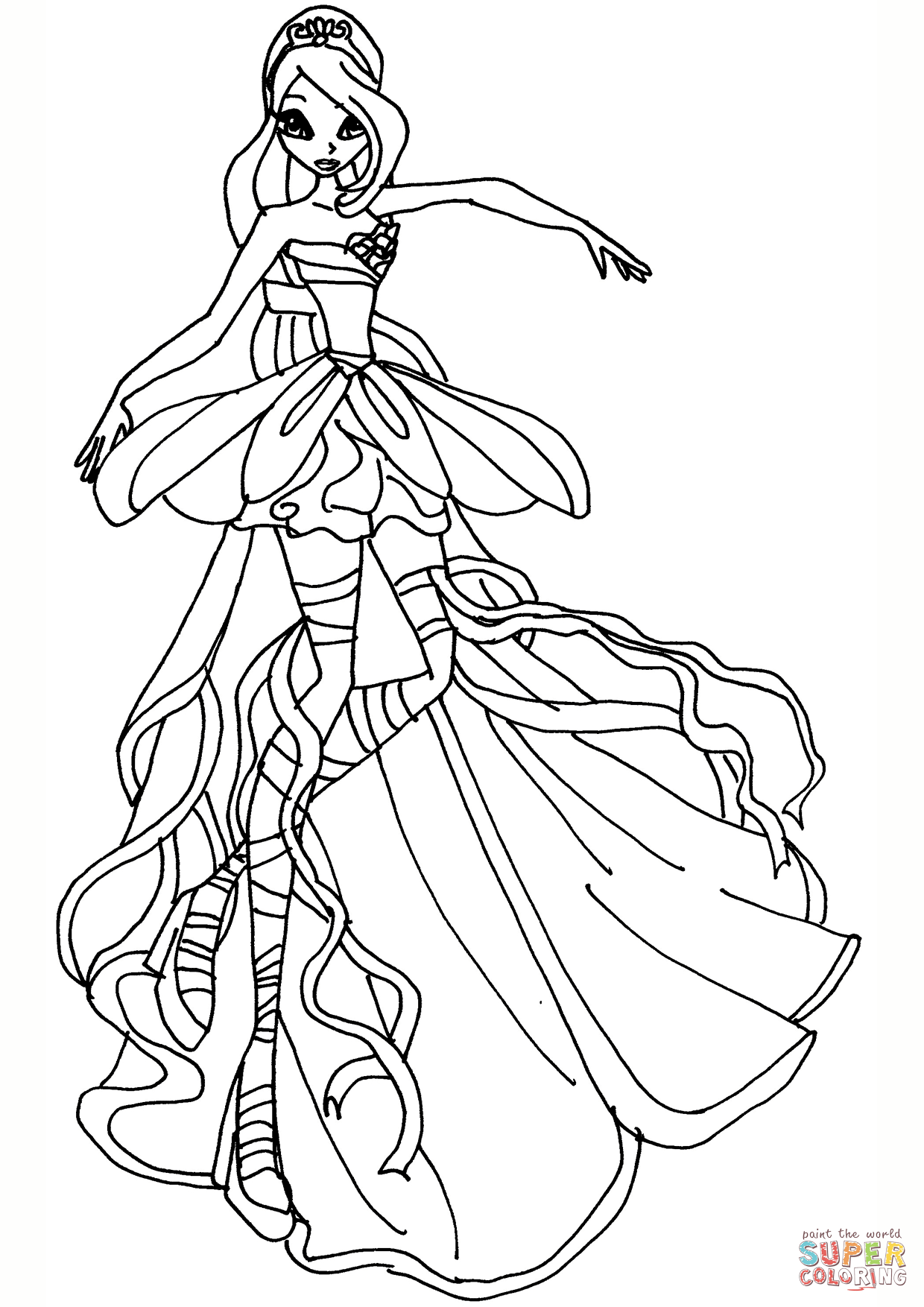 winx coloring pages online winx coloring pages online online pages winx coloring