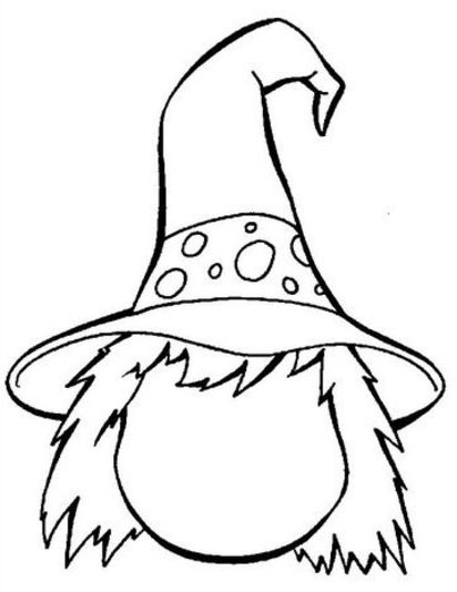 witch face coloring pages halloween coloring pages face pages coloring witch