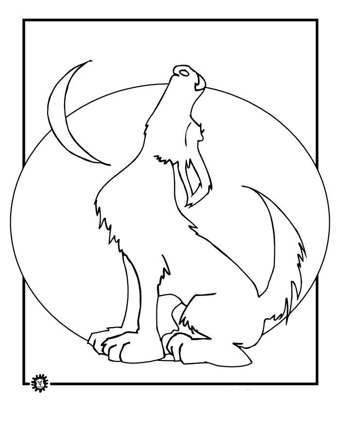 wolf coloring images wolf head complex patterns wolves adult coloring pages coloring images wolf