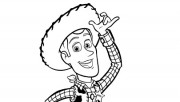 woody face coloring page how to draw woody39s face toy story sketchok step by woody page coloring face
