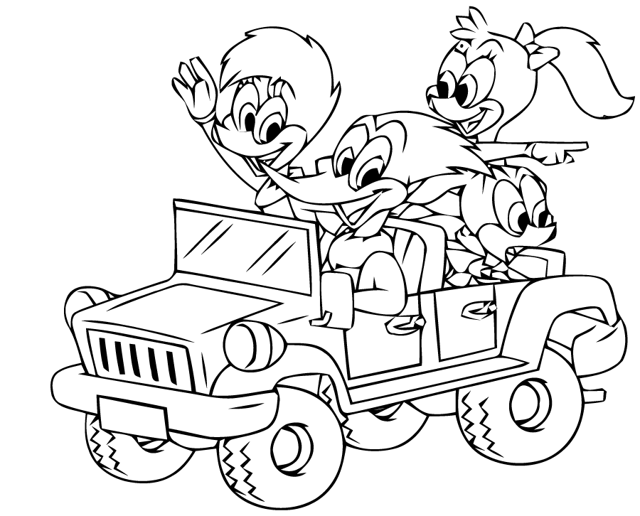 woody face coloring page woody woodpecker coloring pages getcoloringpagescom coloring face woody page