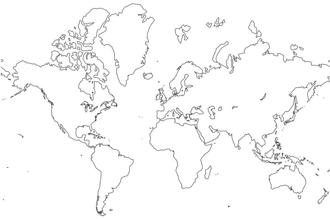 world map coloring sheet printable world map coloring page for kids cool2bkids world sheet coloring map