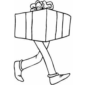 www free printable coloring pages walking gift coloring page walking gifts gifts printable coloring www pages free